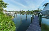 Deeded boat dock on Intercoastal Waterway! - Condo for sale at 3994 Hamilton Club Cir #18, Sarasota, FL 34242 - MLS Number is A4455281