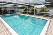 Pool/lanai - Single Family Home for sale at 1758 Croton Dr, Venice, FL 34293 - MLS Number is A4459877
