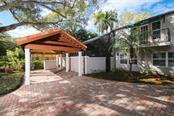 Covered carport - Single Family Home for sale at 3838 Flores Ave, Sarasota, FL 34239 - MLS Number is A4461669