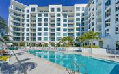 The Mark - pool & spa - Condo for sale at 111 S Pineapple Ave #1117 L-1, Sarasota, FL 34236 - MLS Number is A4461778