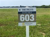This is Lot 603 - Vacant Land for sale at 680 Regatta Way, Bradenton, FL 34208 - MLS Number is A4468555