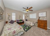Guest Bedroom #2 - Single Family Home for sale at 1395 Bayshore Dr, Englewood, FL 34223 - MLS Number is A4480508