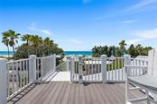 Rooftop deck and the Gulf of Mexico - Single Family Home for sale at 109 Palm Ave, Anna Maria, FL 34216 - MLS Number is A4481814