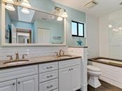 Guest bathroom - Condo for sale at 1348 Landings Dr #19, Sarasota, FL 34231 - MLS Number is A4485954