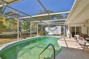 Shared Pool with western exposure - Duplex/Triplex for sale at 6536 Peacock Rd, Sarasota, FL 34242 - MLS Number is A4490204