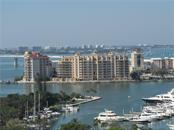 Ringling Causeway Bridge to St. Armands' and Lido and Longboat key - Condo for sale at 1087 W Peppertree Dr #221d, Sarasota, FL 34242 - MLS Number is A4493593