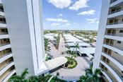 Crystal Sands View of Entry/Parking - Condo for sale at 6300 Midnight Pass Rd #701, Sarasota, FL 34242 - MLS Number is A4496847