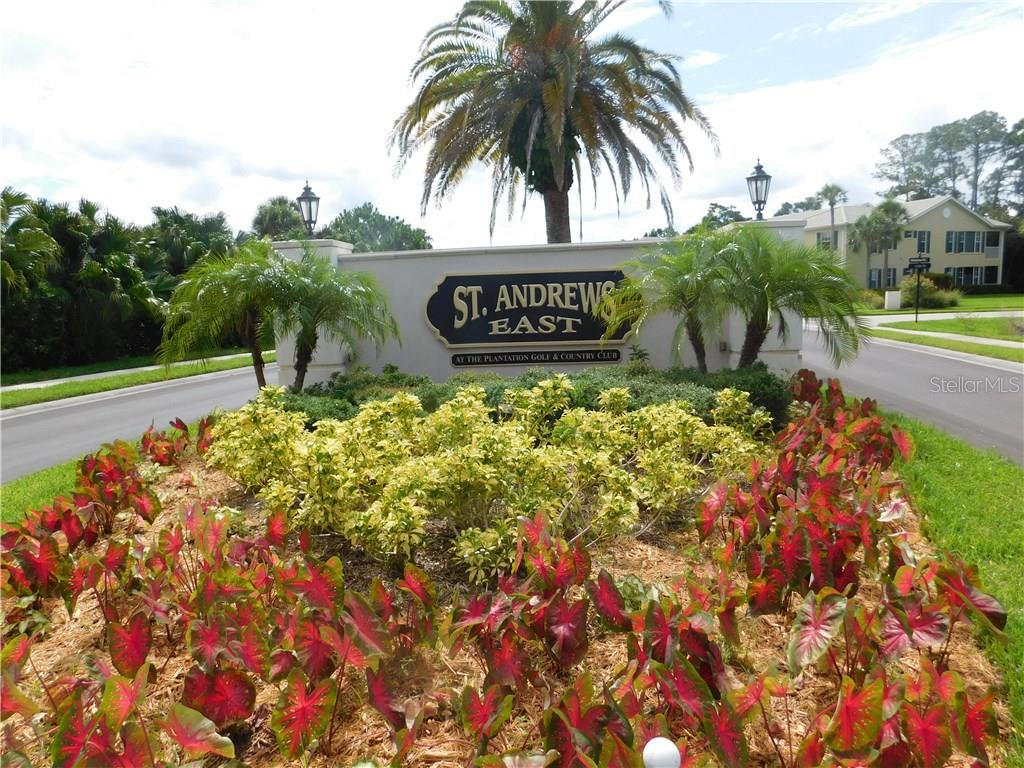 Entrance - Villa for sale at 1649 Monarch Dr #1649, Venice, FL 34293 - MLS Number is N5909224