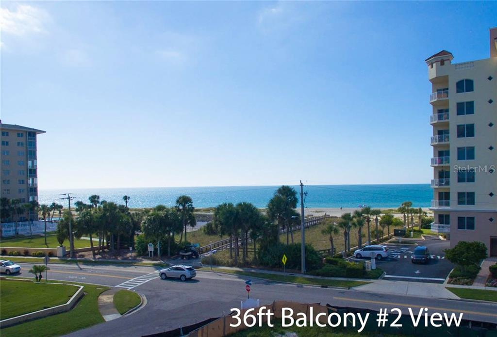 View of Public Access to beach and gulf view from site of Che Vista - Condo for sale at 830 The Esplanade N #405, Venice, FL 34285 - MLS Number is N5910360
