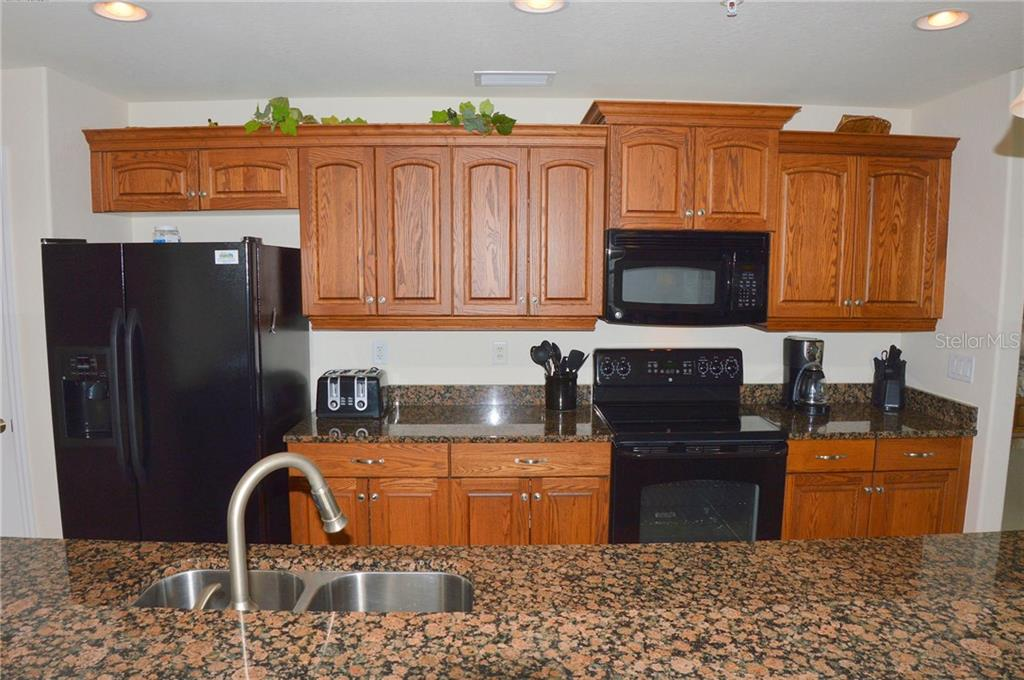 Kitchen - Condo for sale at 1100 San Lino Cir #1134, Venice, FL 34292 - MLS Number is N5910364