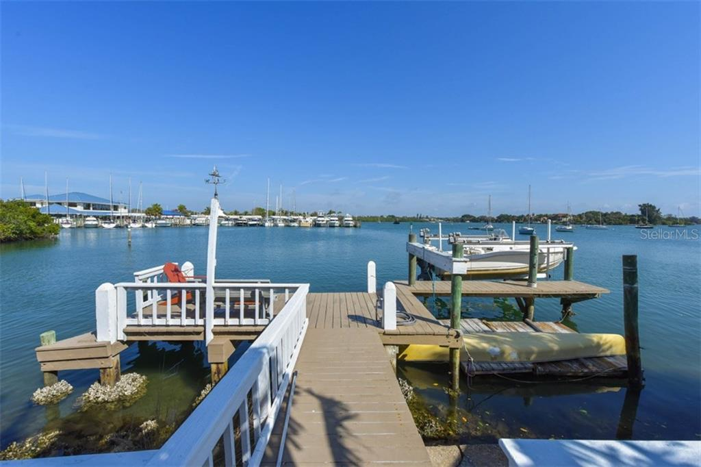 Dock - Single Family Home for sale at 725 El Dorado Dr, Venice, FL 34285 - MLS Number is N5911780