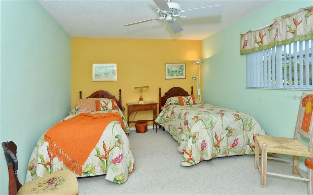 Guest Bedroom - Single Family Home for sale at 1933 Innisbrook Ct, Venice, FL 34293 - MLS Number is N5912040