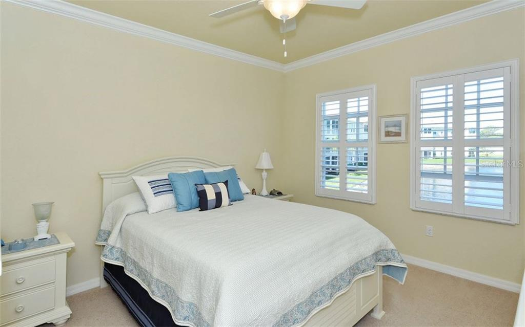 Master Bedroom - Condo for sale at 500 San Lino Cir #524, Venice, FL 34292 - MLS Number is N5912607