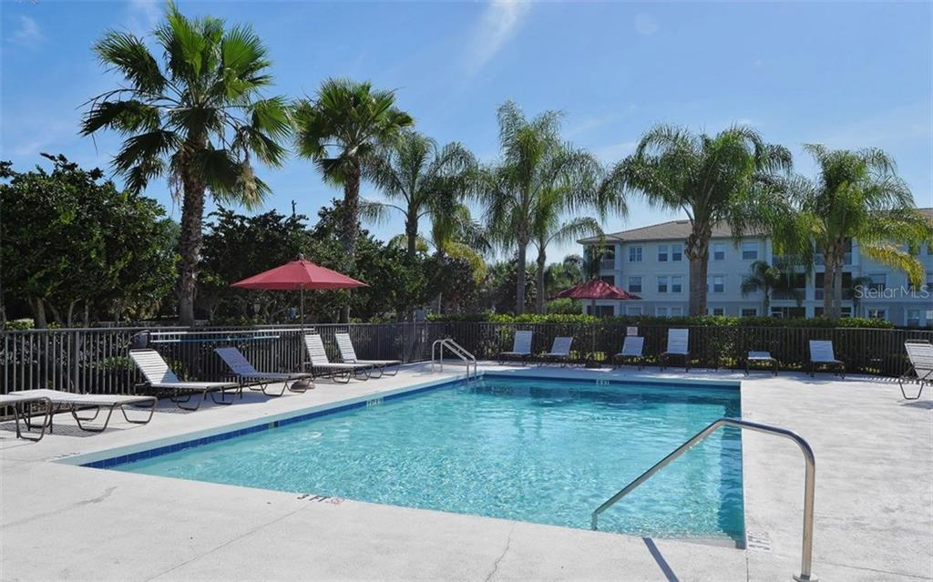Community Pool - Condo for sale at 500 San Lino Cir #524, Venice, FL 34292 - MLS Number is N5912607