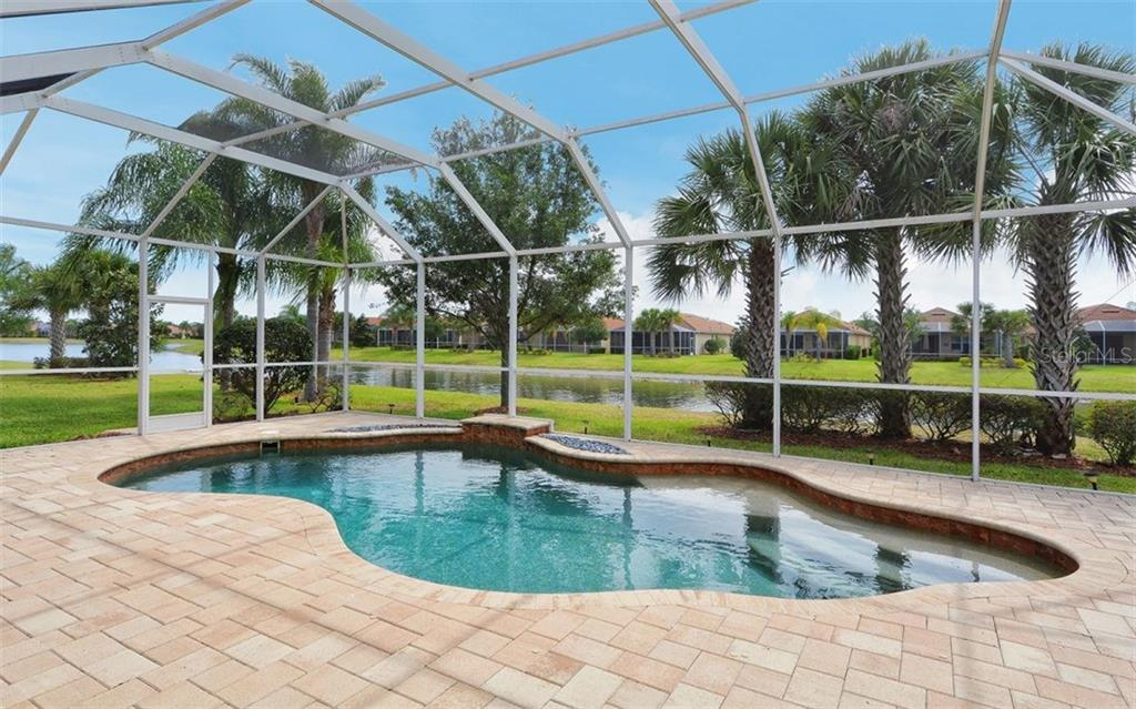 Pool - Single Family Home for sale at 19168 Jalisca St, Venice, FL 34293 - MLS Number is N5912651