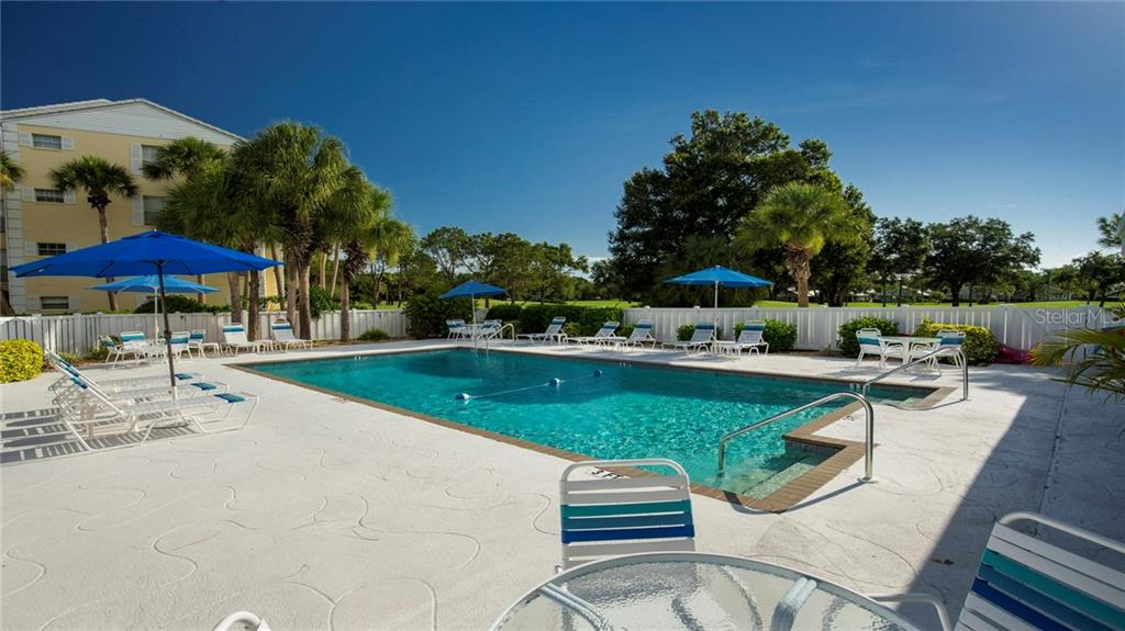 Fairways Community Pool - Condo for sale at 913 Wexford Blvd #913, Venice, FL 34293 - MLS Number is N5913644