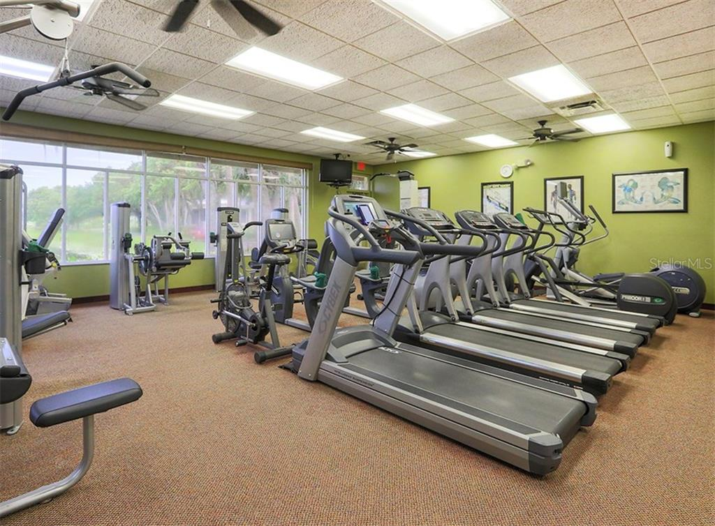 Fitness - Single Family Home for sale at 214 Vestavia Dr, Venice, FL 34292 - MLS Number is N5913794