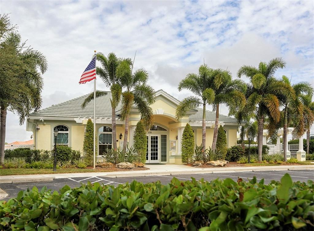 Clubhouse - Single Family Home for sale at 683 May Apple Way, Venice, FL 34293 - MLS Number is N5913909