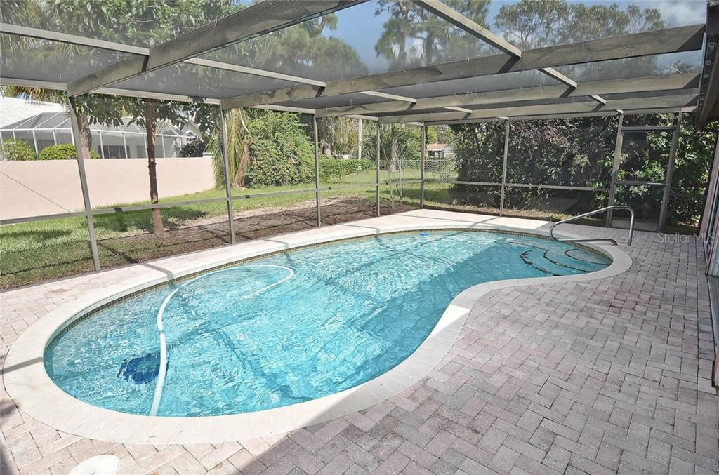 Pool - Single Family Home for sale at 1410 Strada D Argento, Venice, FL 34292 - MLS Number is N5914540