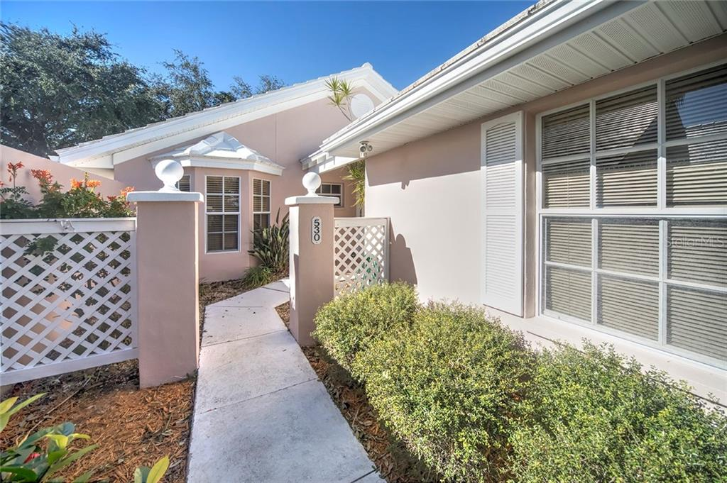 New Supplement - Villa for sale at 530 Clubside Cir #14, Venice, FL 34293 - MLS Number is N5916292