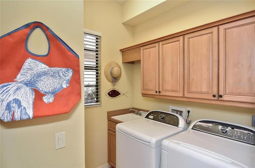 Utility room - Single Family Home for sale at 769 Sawgrass Bridge Rd, Venice, FL 34292 - MLS Number is N5916484