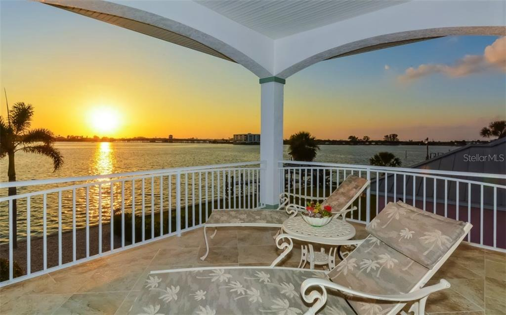 Lower deck - Single Family Home for sale at 1472 Lemon Bay Dr, Englewood, FL 34223 - MLS Number is N5916781