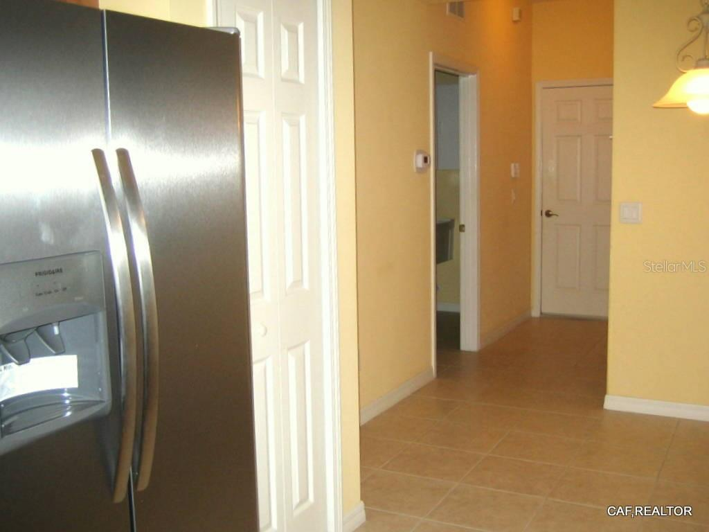 Storage pantry and new refrigeration - Villa for sale at 1445 Maseno Dr, Venice, FL 34292 - MLS Number is N5916837
