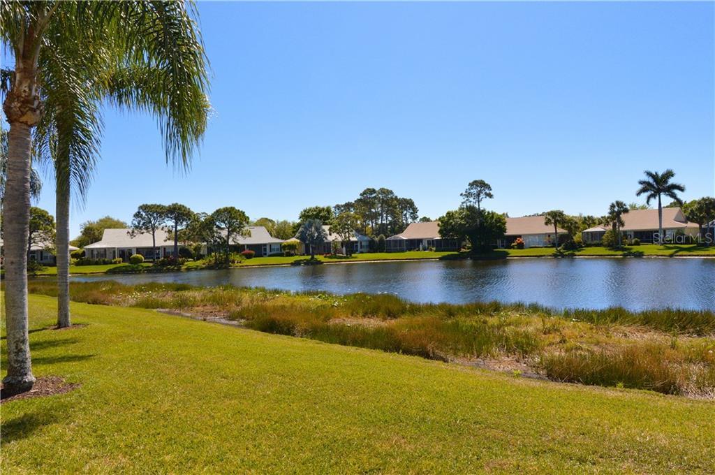 Lake - Condo for sale at 903 Addington Ct #102, Venice, FL 34293 - MLS Number is N5916962