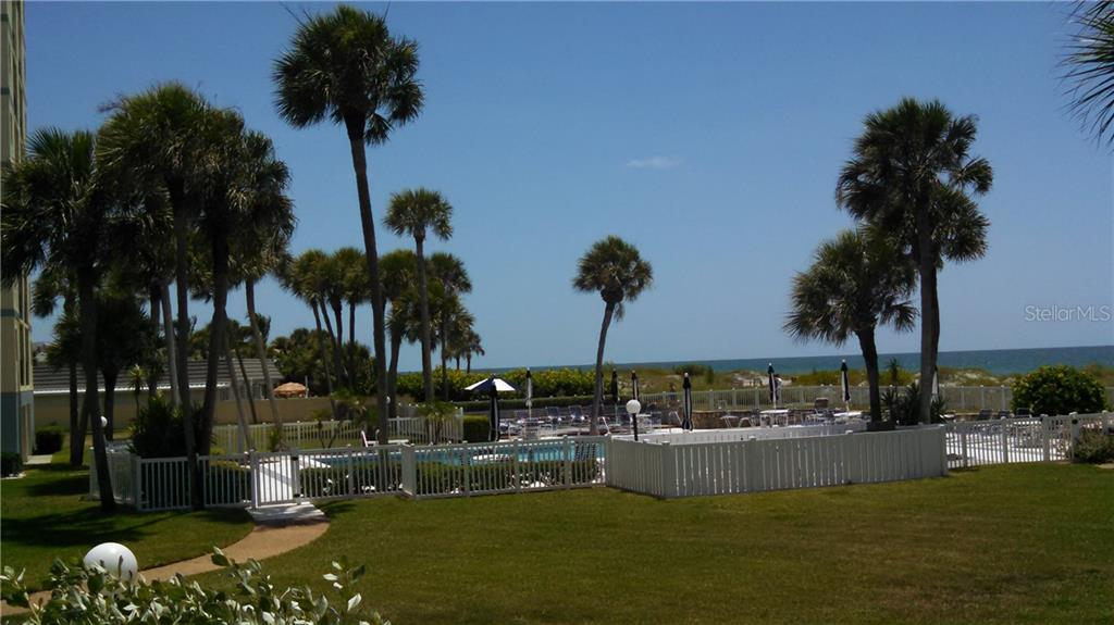 Community Pool - Condo for sale at 700 Golden Beach Blvd #115, Venice, FL 34285 - MLS Number is N5917232