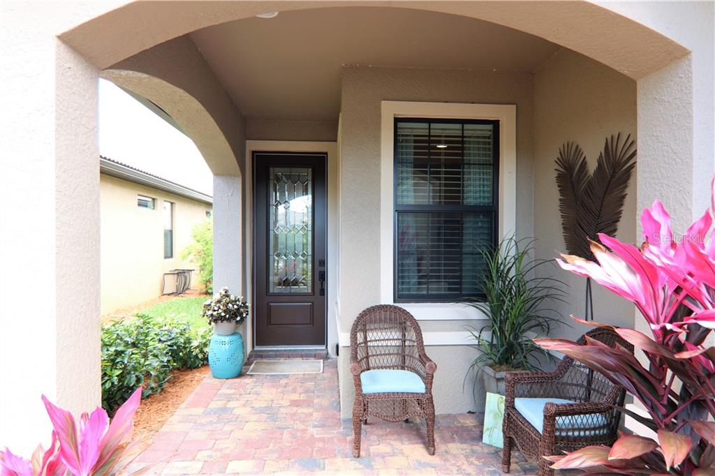 Front Porch - Single Family Home for sale at 13880 Lido St, Venice, FL 34293 - MLS Number is N5917319