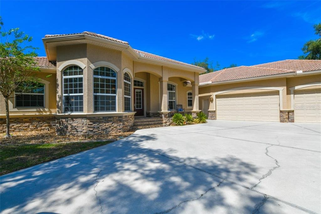 Front - Single Family Home for sale at 5515 Reisterstown Rd, North Port, FL 34291 - MLS Number is N6100346