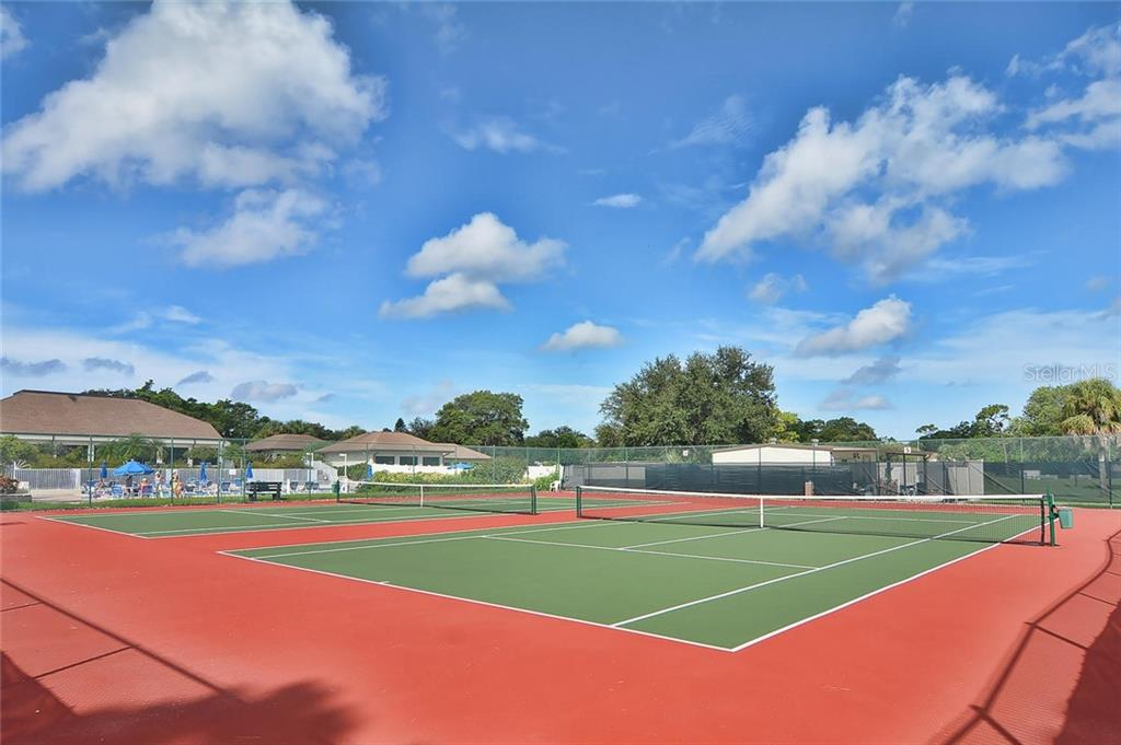 Tennis - Condo for sale at 654 Bird Bay Dr E #201, Venice, FL 34285 - MLS Number is N6101101