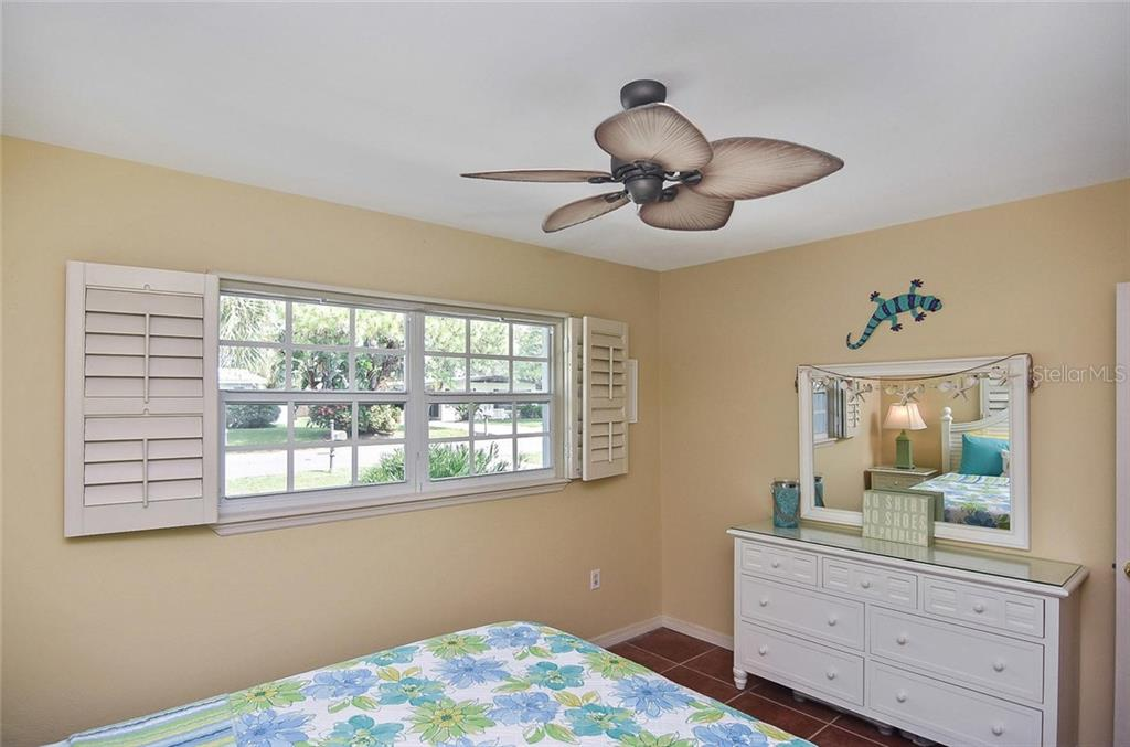 Second bedroom - Single Family Home for sale at 316 Alba St E, Venice, FL 34285 - MLS Number is N6102095