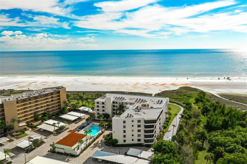 THE TOP FLOOR OF BUILDING F AT GULF AND BAY CLUB - Condo for sale at 5740 Midnight Pass Rd #505 F, Sarasota, FL 34242 - MLS Number is N6102195
