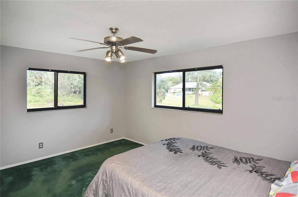 Master bedroom - Single Family Home for sale at 3572 January Ave, North Port, FL 34288 - MLS Number is N6102434