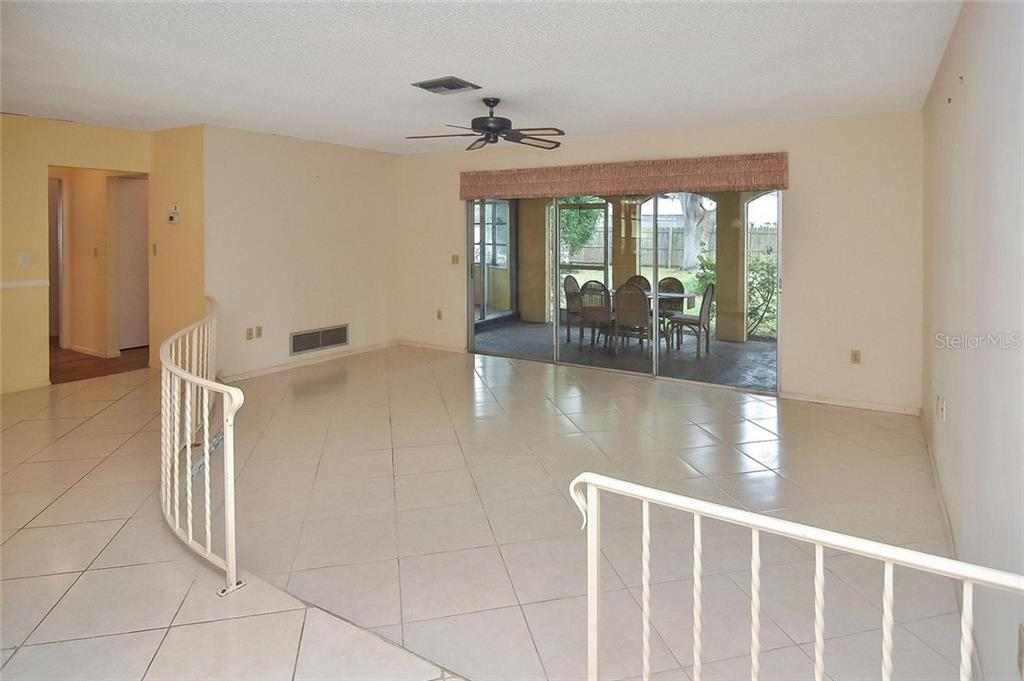 Living room - Single Family Home for sale at 1885 Neptune Dr, Englewood, FL 34223 - MLS Number is N6103051