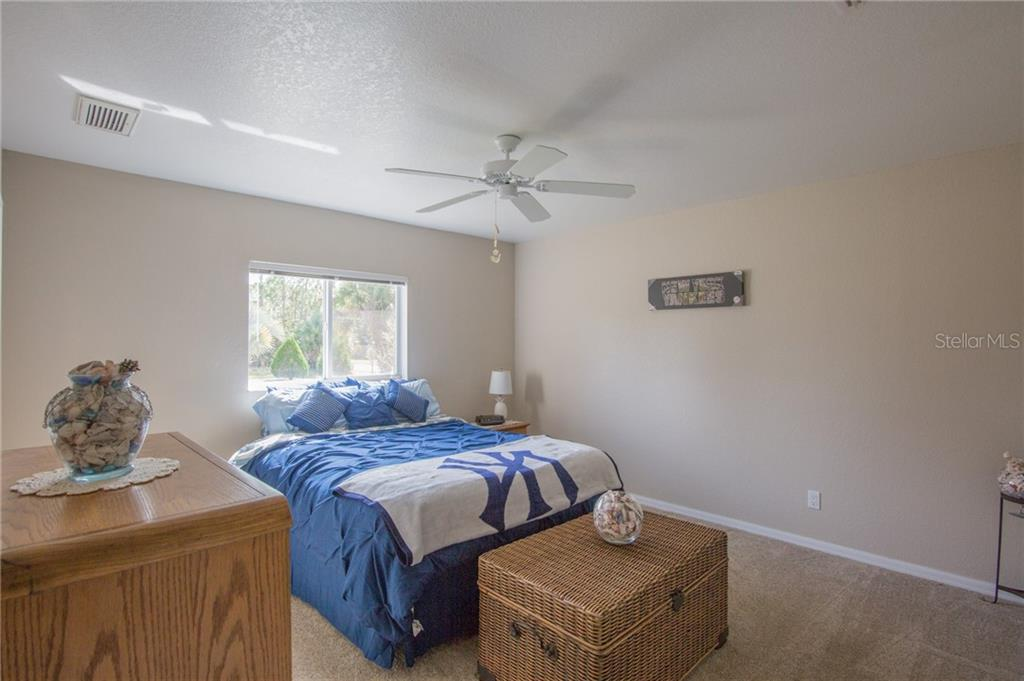 Third bedroom used as office - Single Family Home for sale at 6612 Deer Run Rd, North Port, FL 34291 - MLS Number is N6103231