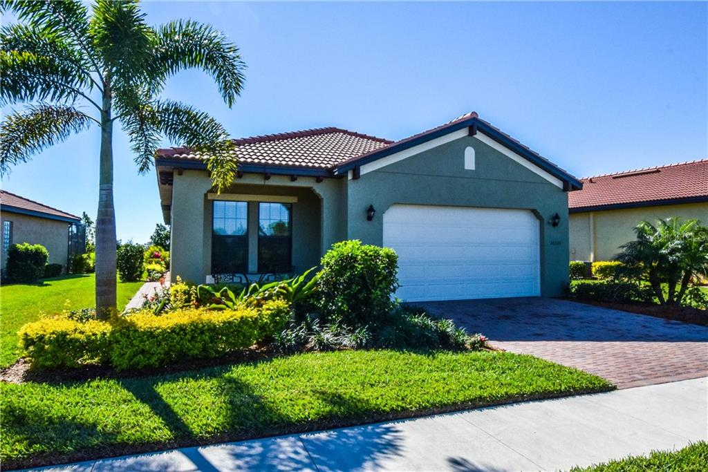 Floor Plan - Single Family Home for sale at 10333 Crooked Creek Dr, Venice, FL 34293 - MLS Number is N6104052