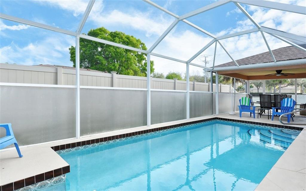 Pool - Single Family Home for sale at 1460 Strada D Argento, Venice, FL 34292 - MLS Number is N6104612