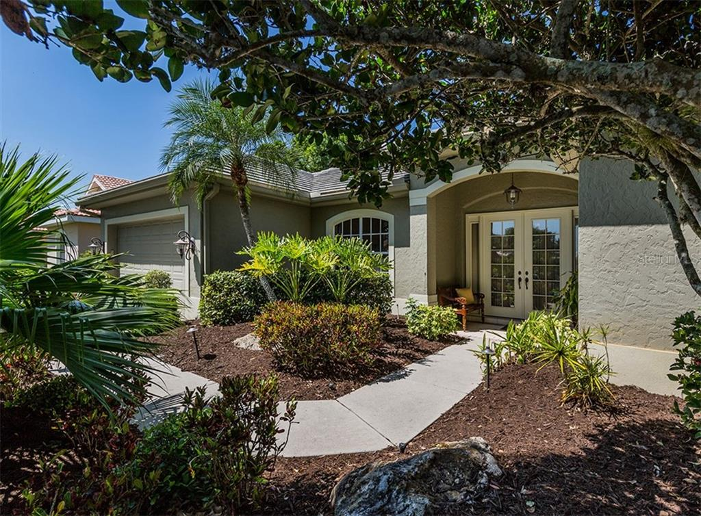Entryway - Single Family Home for sale at 129 Wayforest Dr, Venice, FL 34292 - MLS Number is N6105216