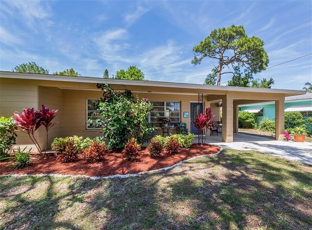 109 Alba St. W. - Seller Property Disclosure - Single Family Home for sale at 109 Alba St W, Venice, FL 34285 - MLS Number is N6105330