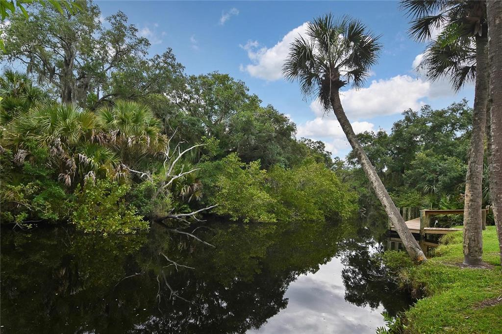Creek - Single Family Home for sale at 1139 Ketch Ln, Venice, FL 34285 - MLS Number is N6105656