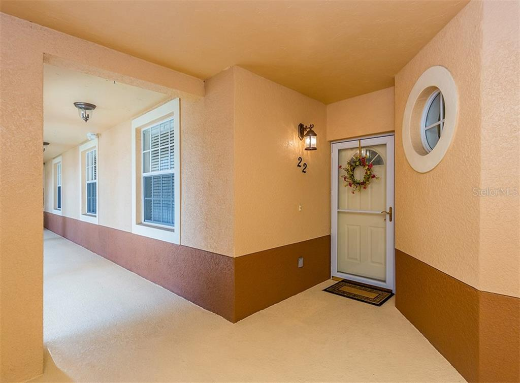 Entry - Condo for sale at 1761 Auburn Lakes Dr #22, Venice, FL 34292 - MLS Number is N6106204