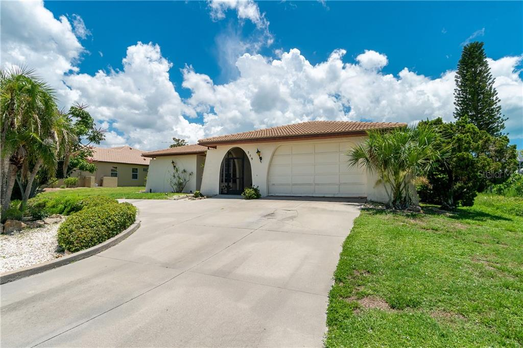 Beautiful setting - Single Family Home for sale at 359 Renoir Dr, Osprey, FL 34229 - MLS Number is N6106429