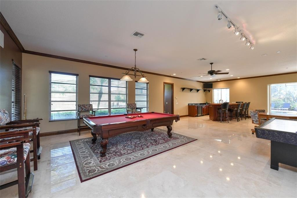 Game room - Single Family Home for sale at 854 Macewen Dr, Osprey, FL 34229 - MLS Number is N6106697