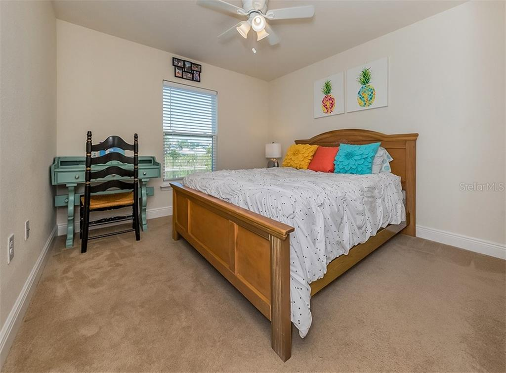 Forth bedroom - Single Family Home for sale at 10449 Redondo St, Port Charlotte, FL 33981 - MLS Number is N6107406