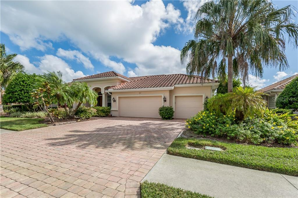 Homeowners Association Community Disclosure - Single Family Home for sale at 262 Pesaro Dr, North Venice, FL 34275 - MLS Number is N6107589