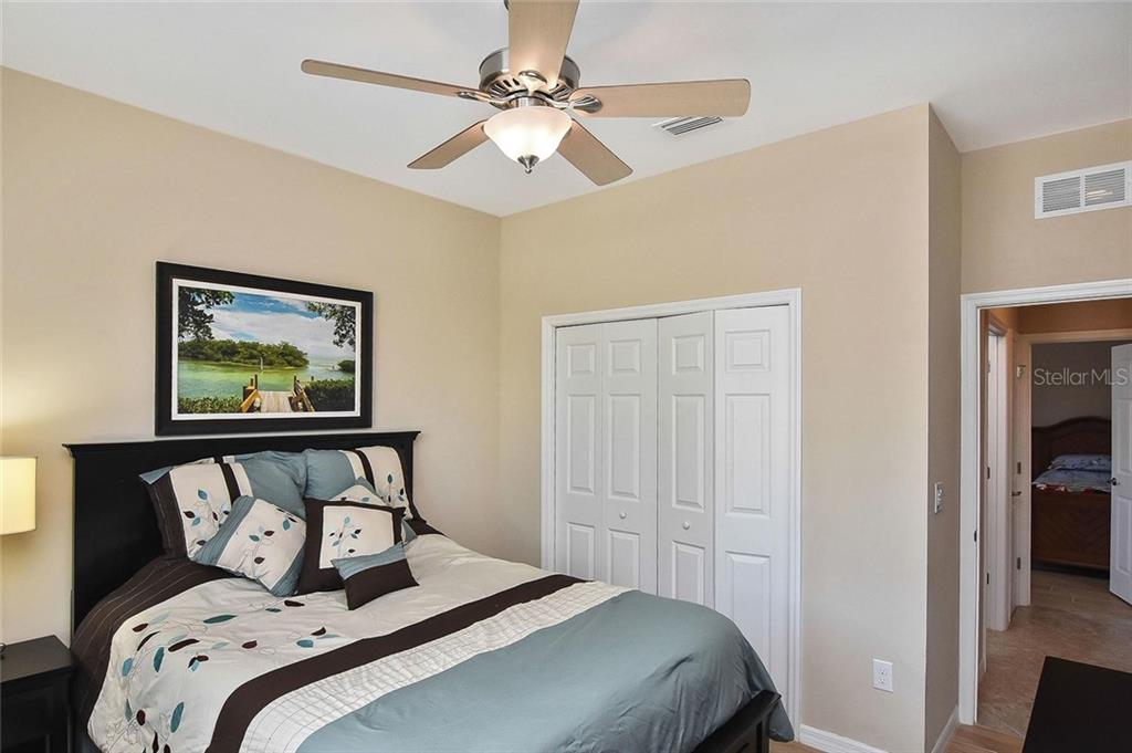 Bedroom 2 - Single Family Home for sale at 5093 Layton Dr, Venice, FL 34293 - MLS Number is N6109788
