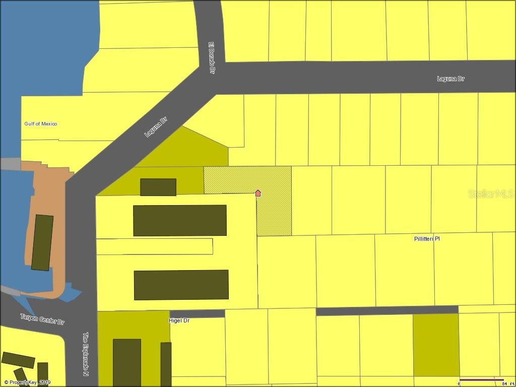 Tax Map - Vacant Land for sale at 820 Pillitteri Pl, Venice, FL 34285 - MLS Number is N6110975