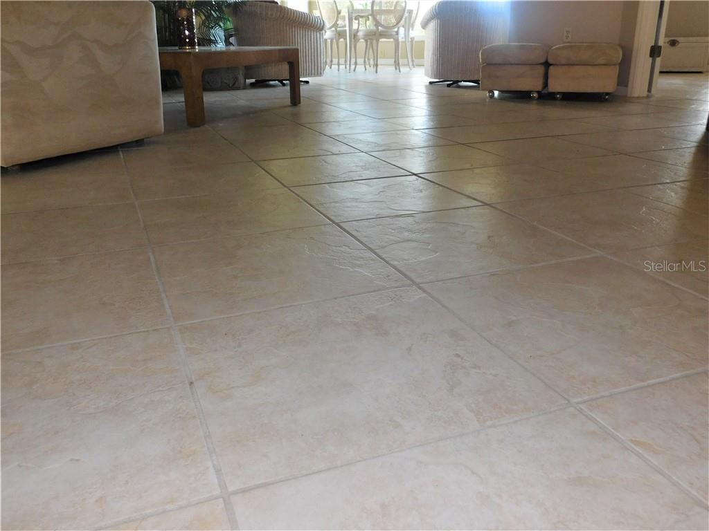 Tile Floors - Villa for sale at 743 Harrington Lake Dr N #29, Venice, FL 34293 - MLS Number is N6111290